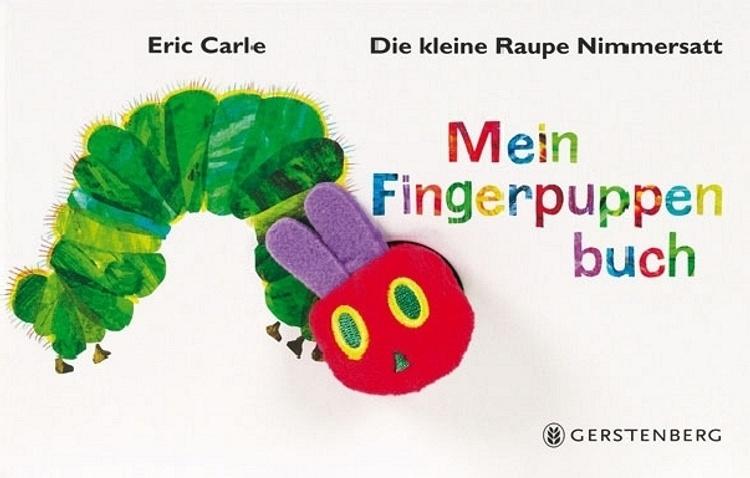 Die Kleine Raupe Nimmersatt Mein Fingerpuppenbuch Buch Versandkostenfrei