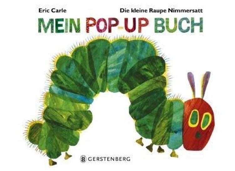 Die Kleine Raupe Nimmersatt Mein Pop Up Buch Buch Versandkostenfrei