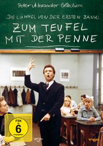 Image of Die Lümmel von der ersten Bank: Zum Teufel mit der Penne, DVD