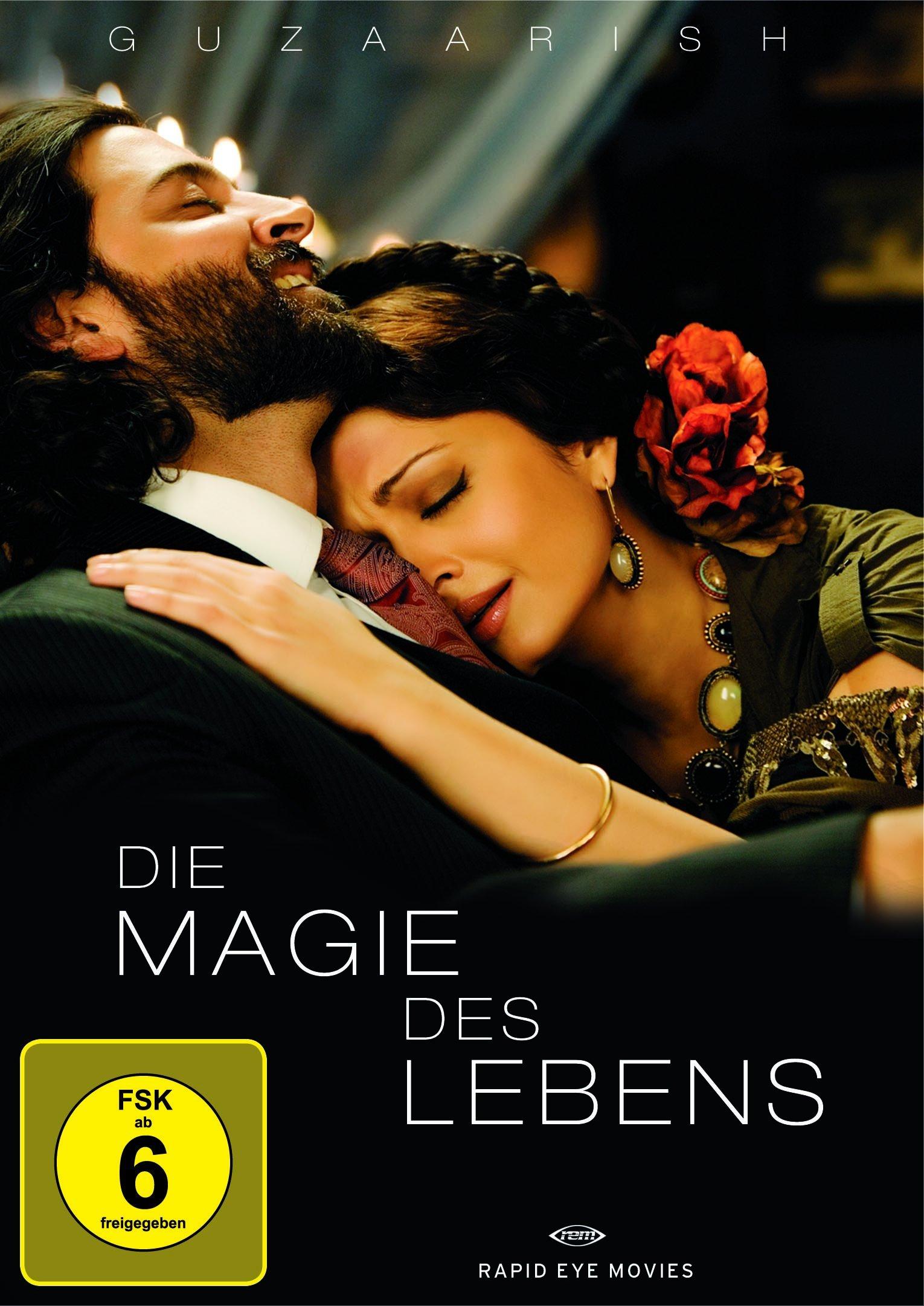 Image of Die Magie des Lebens, DVD