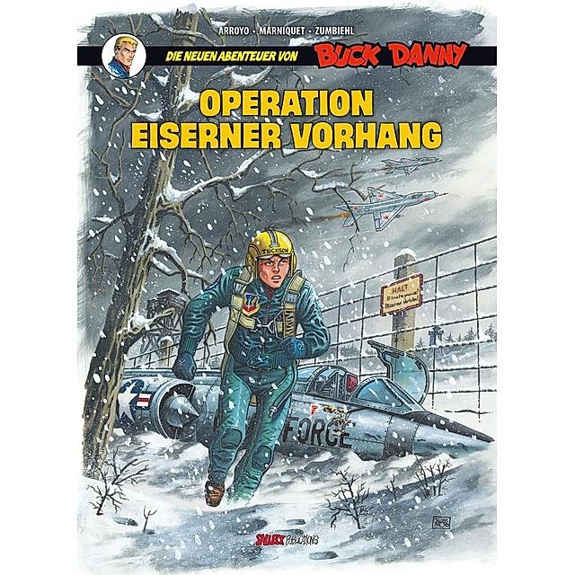 Die Neuen Abenteuer Von Buck Danny Buch Versandkostenfrei Bei Weltbild De