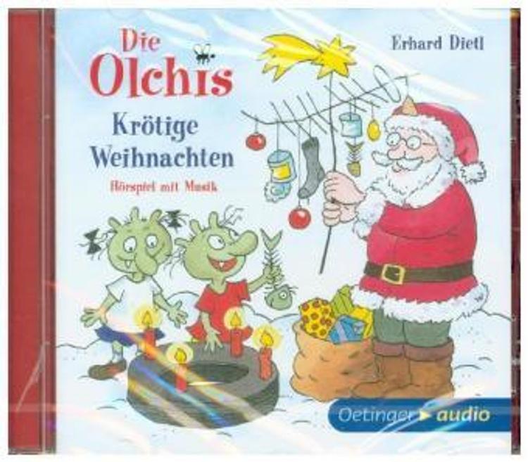 Die Olchis Krotige Weihnachten Horbuch Bei Weltbild De Bestellen