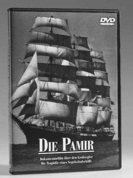 Image of Die Pamir, 1 DVD
