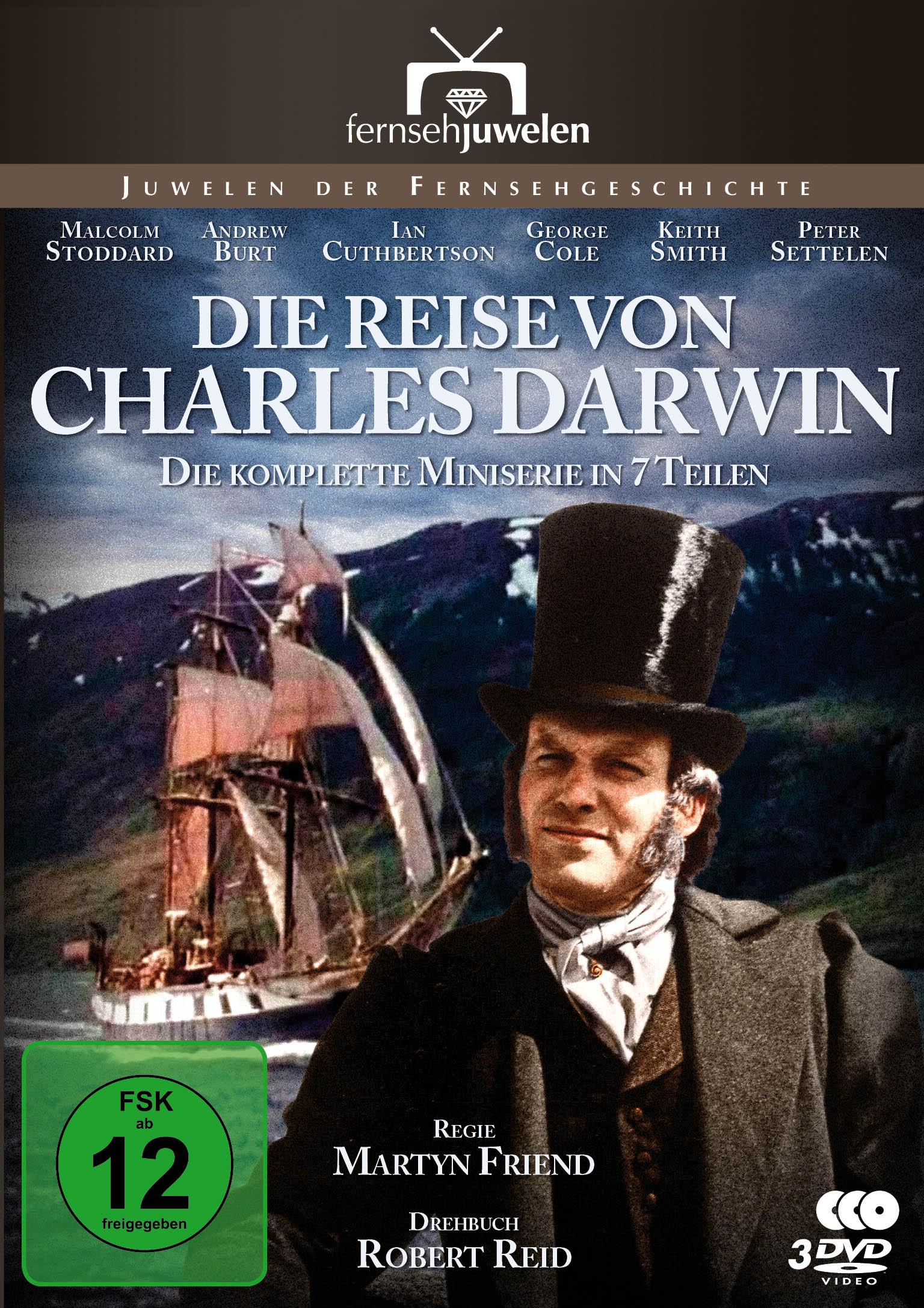 Image of Die Reise von Charles Darwin
