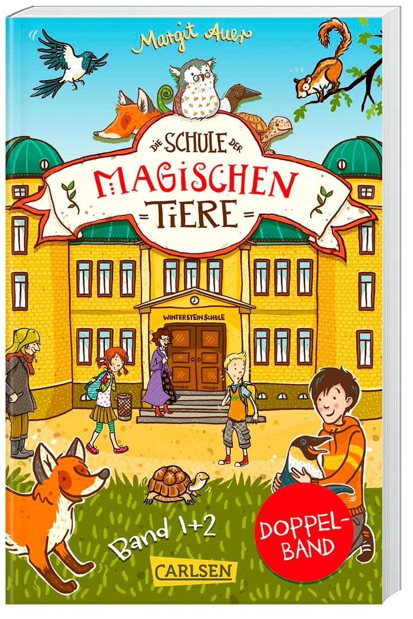 Die Schule der magischen Tiere Doppelband Enthält die Bände 200 Die Schule  der magischen Tiere, 20 Voller Löcher