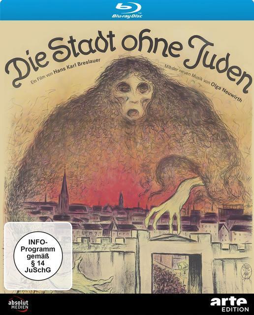 Image of Die Stadt ohne Juden (1924)