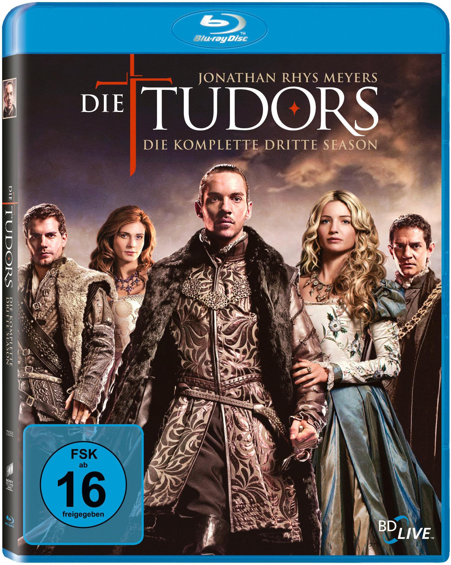 Image of Die Tudors - Season 3