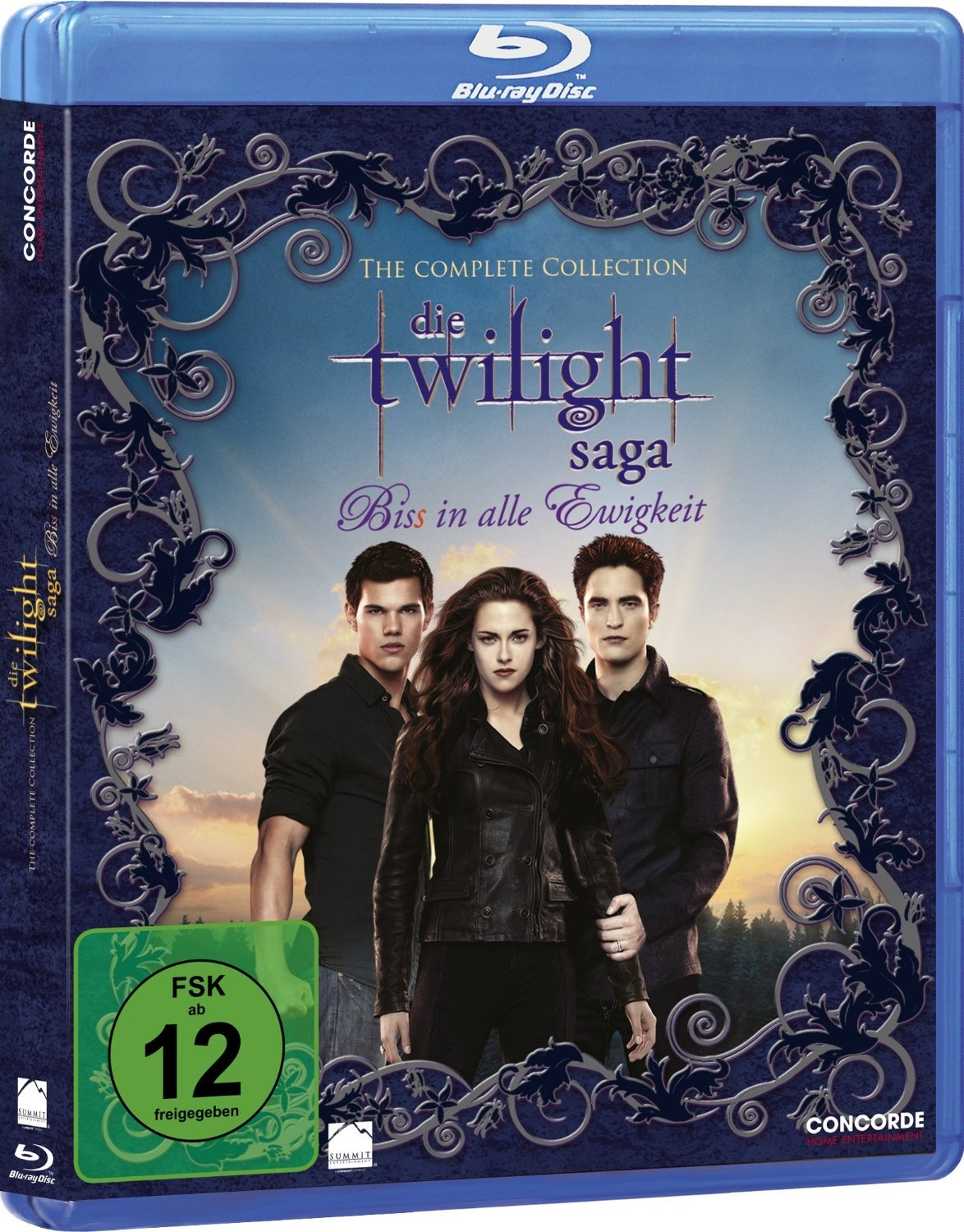 Image of Die Twilight Saga - The Complete Collection