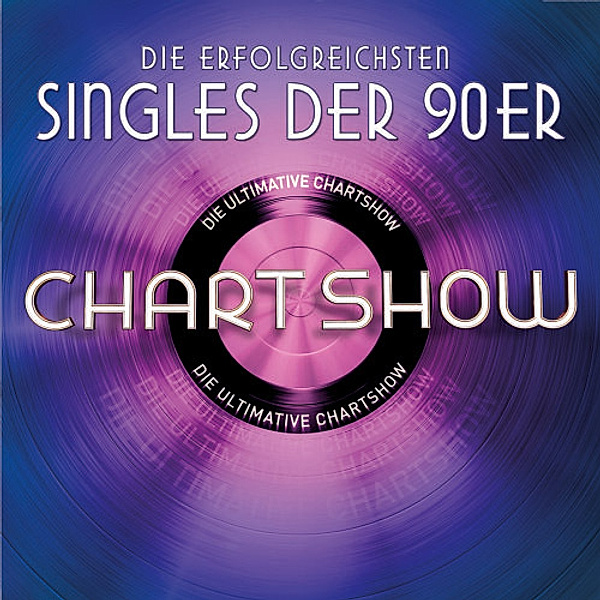 Die Ultimative Chartshow 90er
