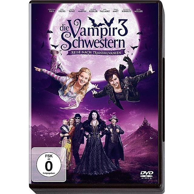 Die Vampirschwestern 3 Reise Nach Transsilvanien Film Weltbild At