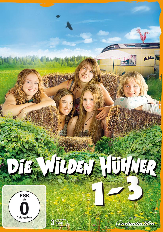 Die Wilden Hühner Filmreihe