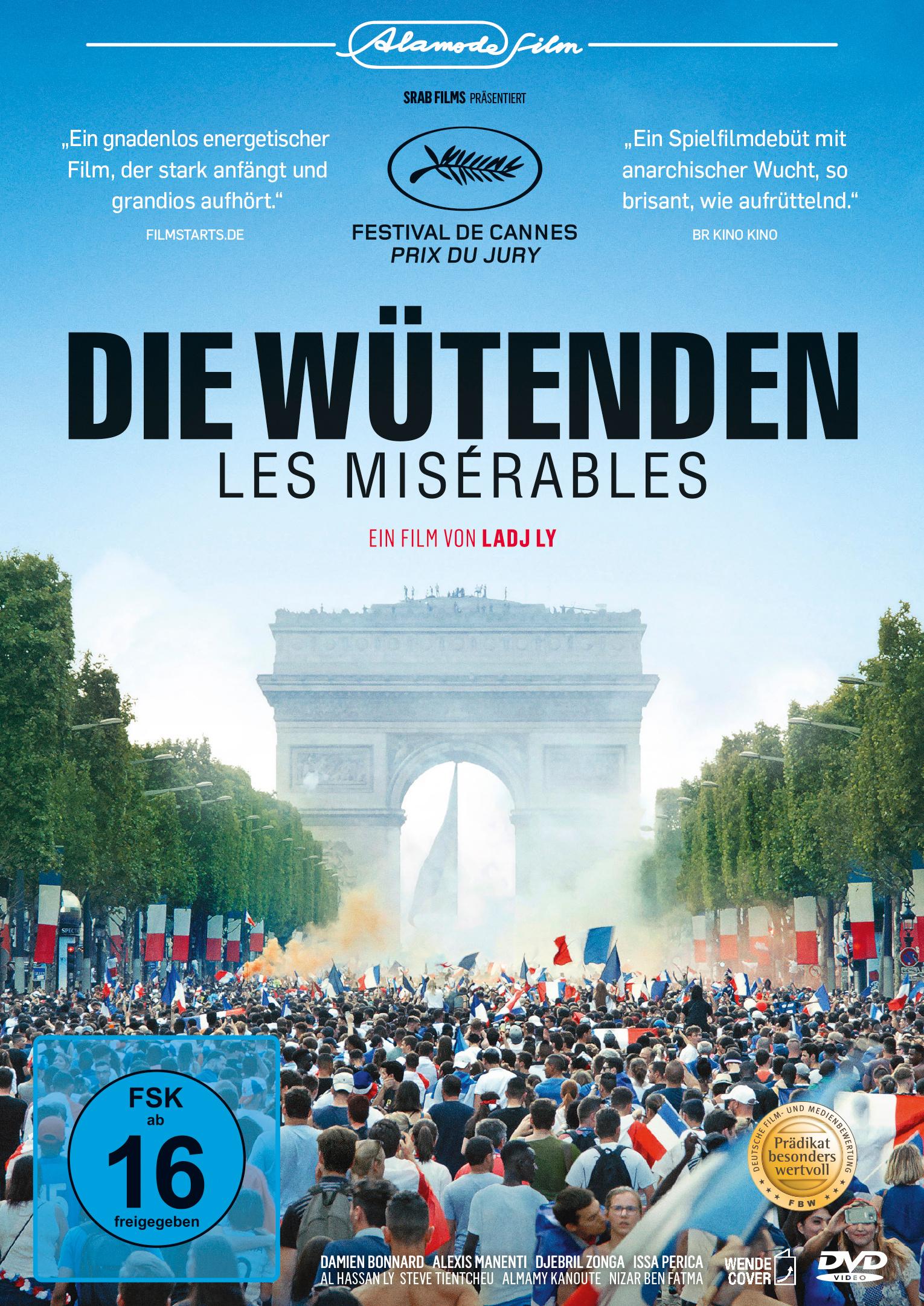 Image of Die Wütenden - Les Misérables
