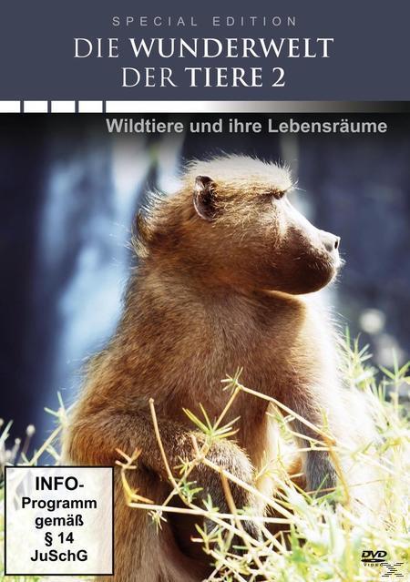 Image of Die Wunderwelt der Tiere - Wildtiere und ihre Lebensräume