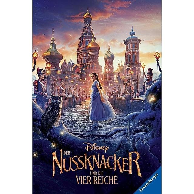 Der Nussknacker Und Die Vier Reiche Dvd