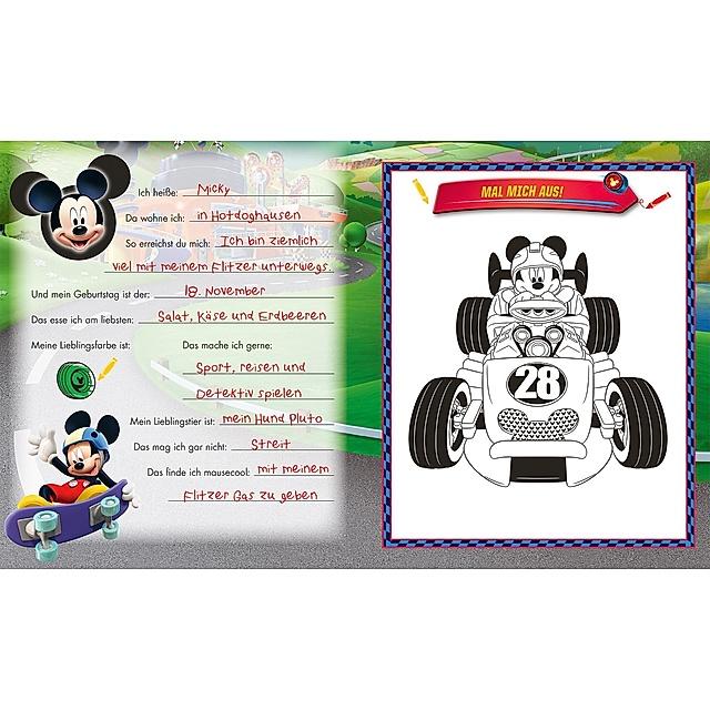 Disney Junior Micky Und Die Flinken Flitzer Meine Ersten Freunde Buch