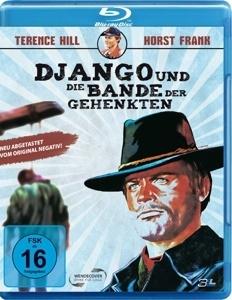 Image of Django und die Bande der Gehenkten Uncut Edition