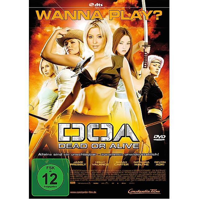 Doa Dead Or Alive Dvd Jetzt Bei Weltbild De Online Bestellen