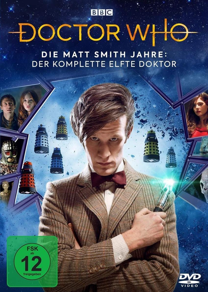 Doctor Who   Die Matt Smith Jahre Der komplette 20. Doktor Film ...