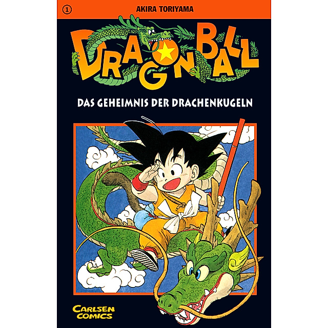 Das Geheimnis Der Dragonballs