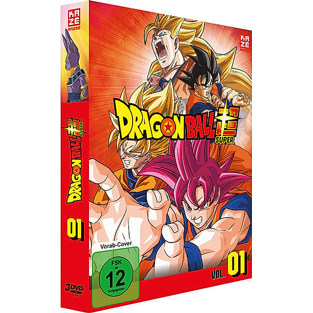 Dragonball Super Kampf Der Götter
