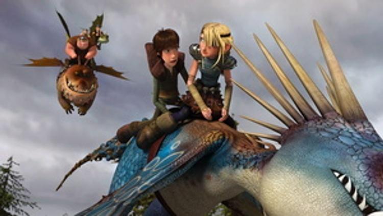 Dragons - Die Reiter von Berk Vol. 2 DVD   Weltbild.de