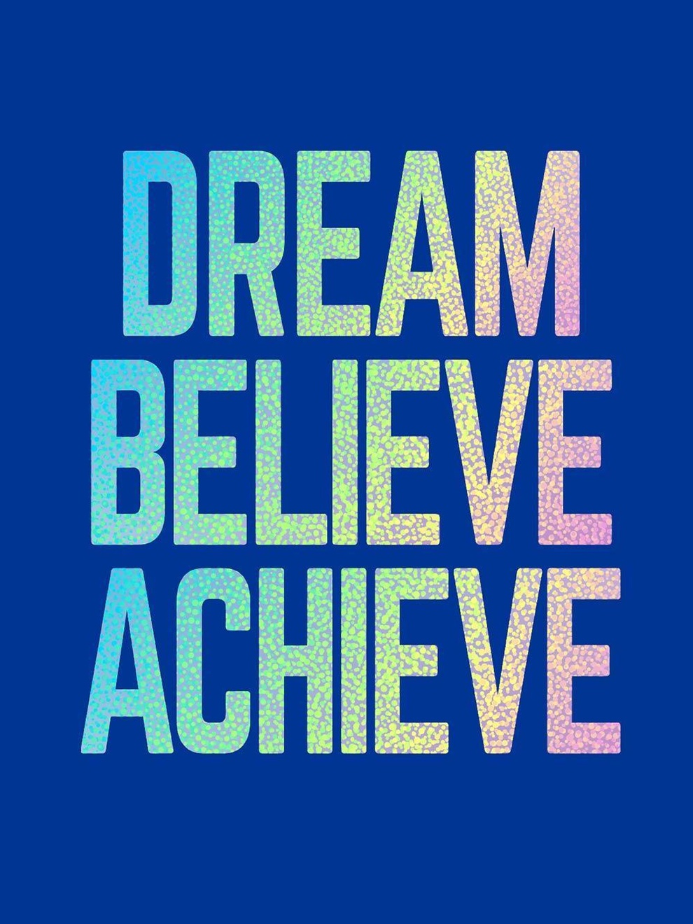 Dream, Believe, Achieve Summersdale Publishers Ltd ebook   Weltbild.de