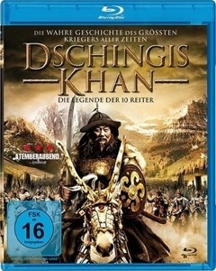 Image of Dschingis Kahn - Die Legende der 10 Reiter