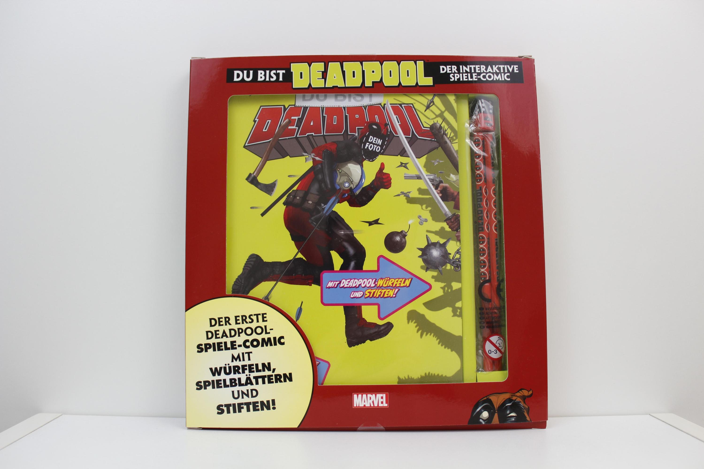 DEADPOOL Der Interaktive Spiele Comic