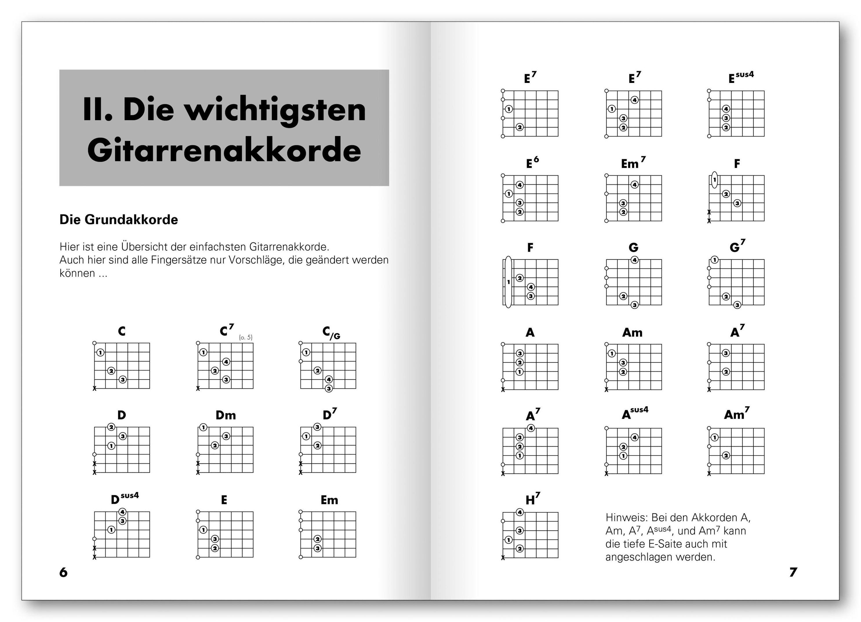 Easy Chords Guitar Buch von Jeromy Bessler versandkostenfrei ...