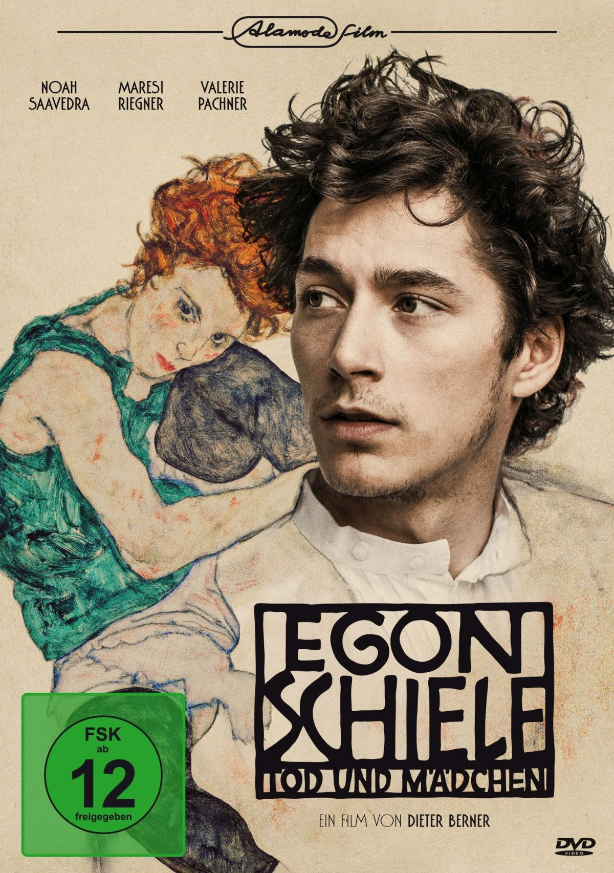 Image of Egon Schiele - Tod und Mädchen