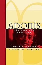 Ein Grab für New York. Adonis, - Buch - Adonis,