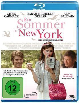 Image of Ein Sommer in New York - Jede Liebe hat ihr Kapitel