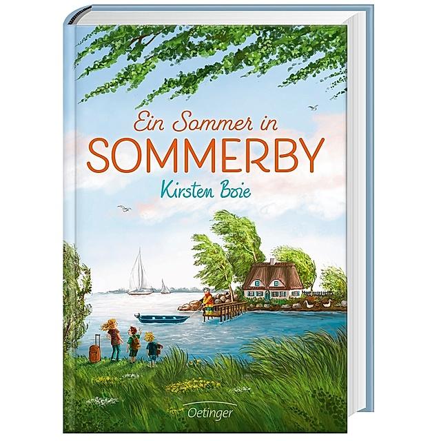 Ein Sommer in Sommerby Buch von Kirsten Boie