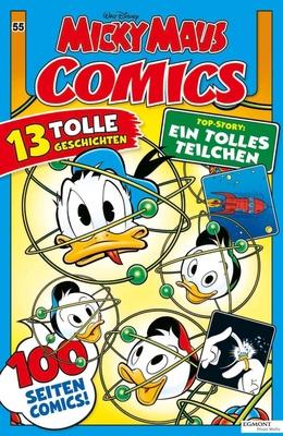 Ein tolles Teilchen / Micky Maus Comics Bd.55 - ''Walt Disney