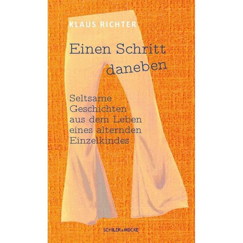 Einen Schritt daneben - Klaus Richter