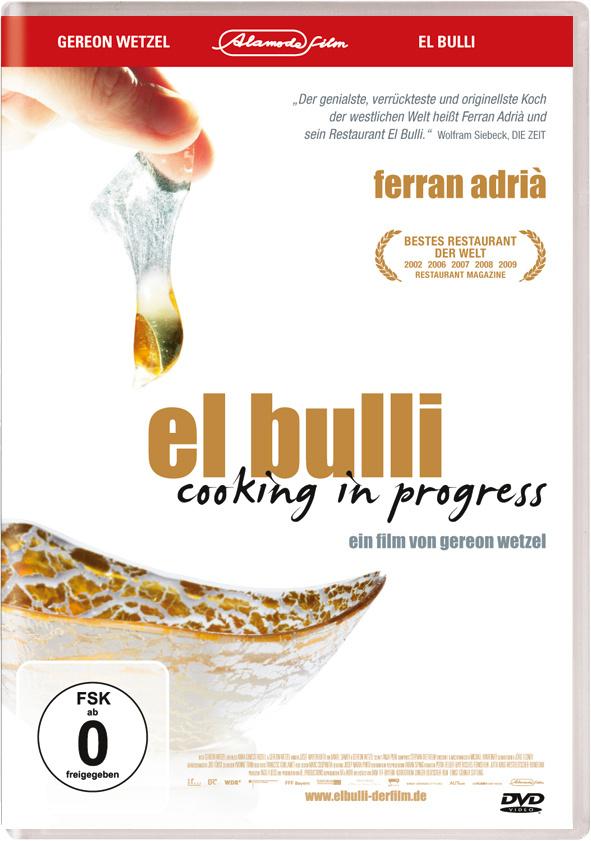 Image of El Bulli - Cooking in Progress