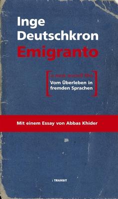 Emigranto - Inge Deutschkron,