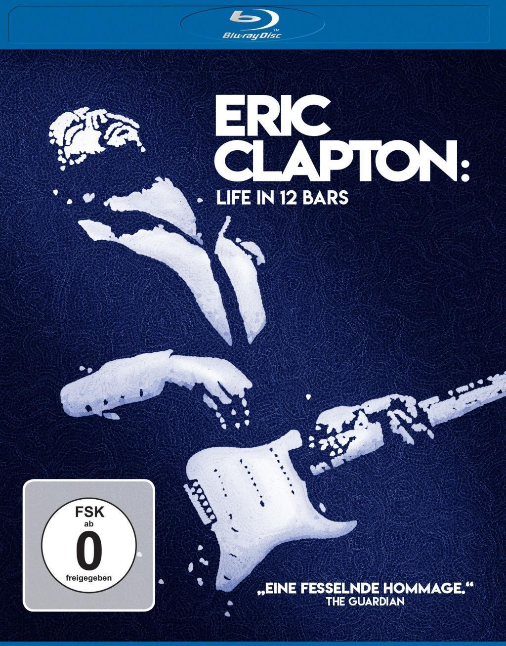 Image of Eric Clapton: A Life in 12 Bars