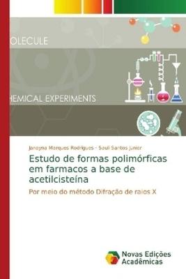 Estudo de formas polimórficas em farmacos a base de acetilcisteína - utilizando um dos vários métodos de cristalização; análise por Infravermelho e o estudo de algumas características de determinados sistemas do ponto de vista cristalográfico. A metodologia do estudo é composta por duas etapas: revisão bibliográf