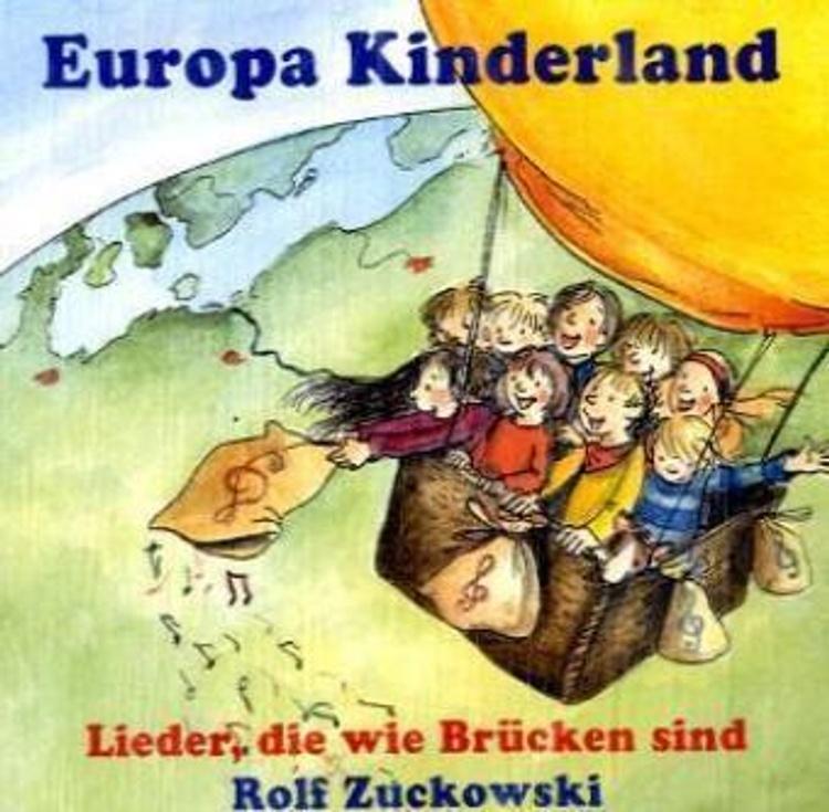 Europa Kinderland 1 Audio Cd Horbuch Bei Weltbild De Bestellen