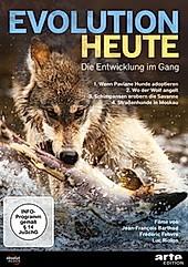 Evolution heute: Die Entwicklung im Gang - DVD, Filme - Luc Riolon, Christophe Abegg, Guillaume Vincent,