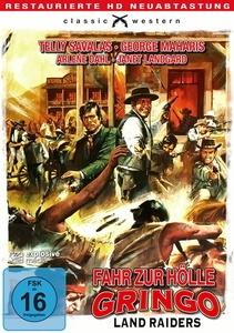 Image of Fahr zur Hölle Gringo - Land Raiders