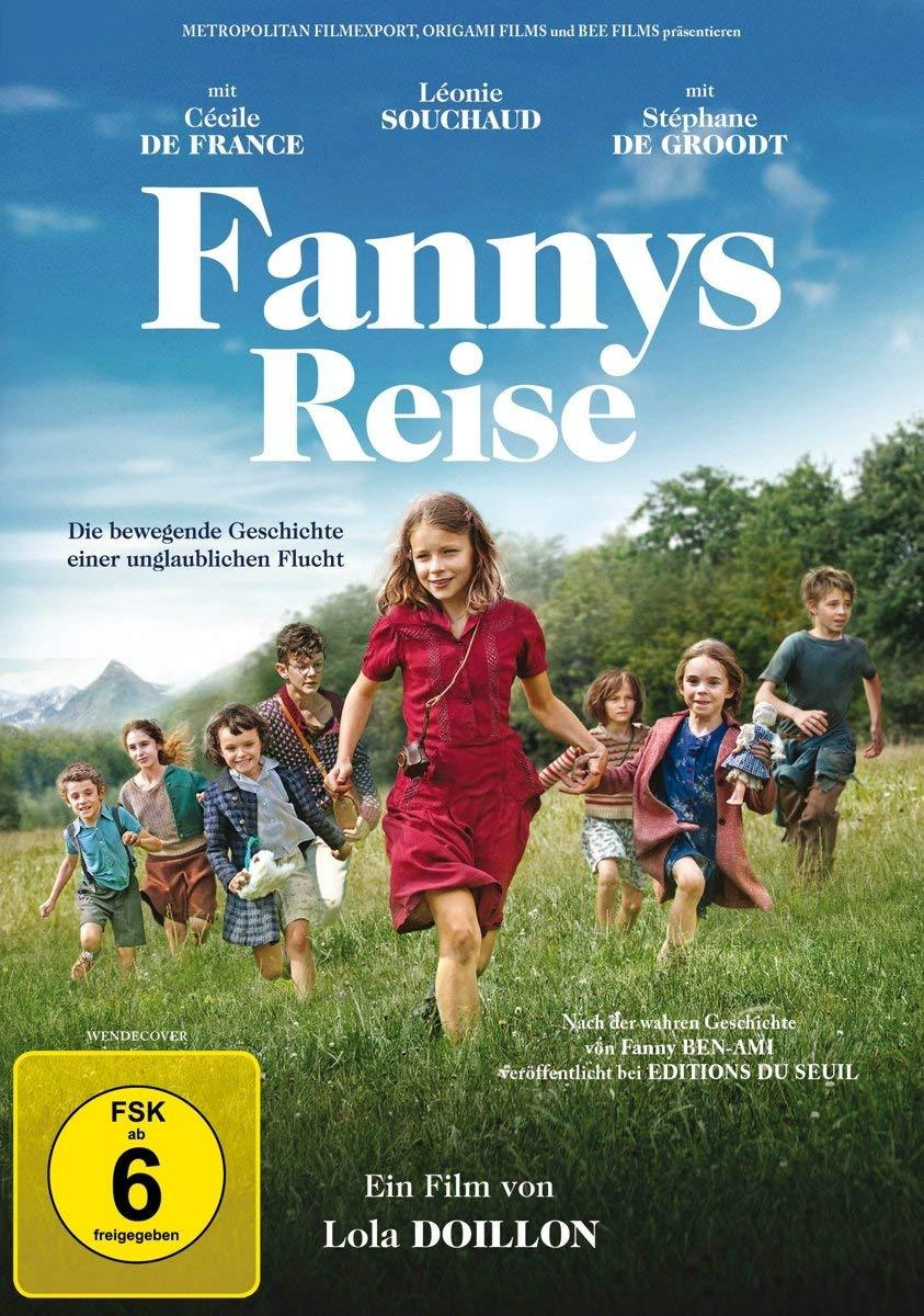 Image of Fannys Reise
