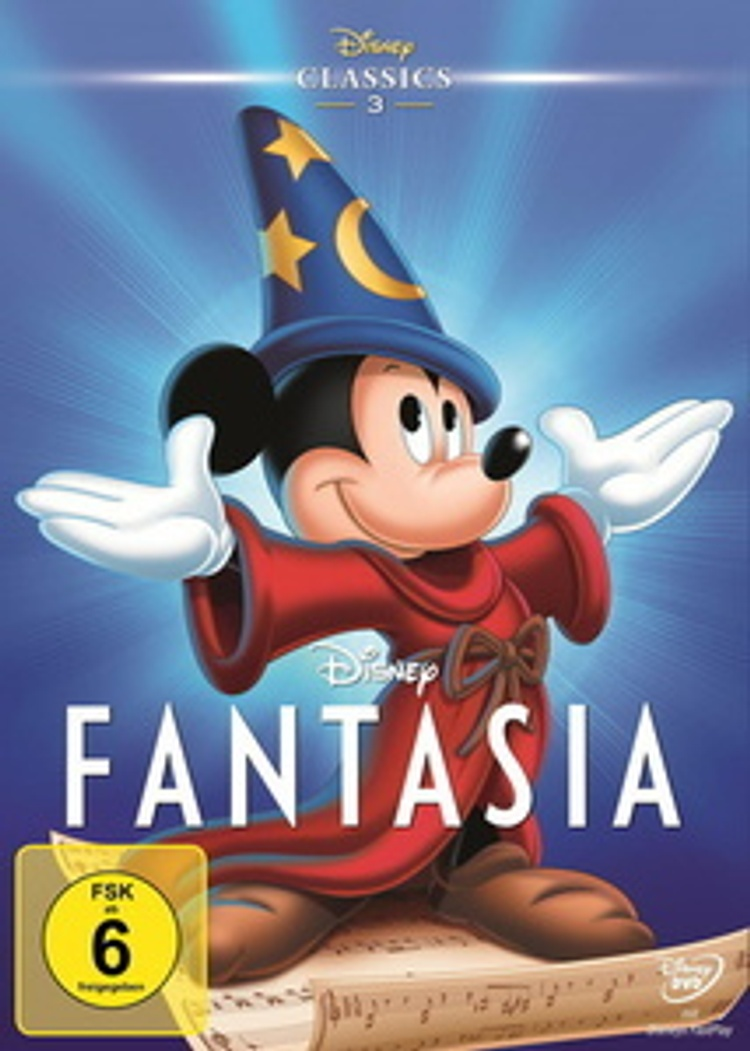Fantasia DVD jetzt bei Weltbild.de online bestellen
