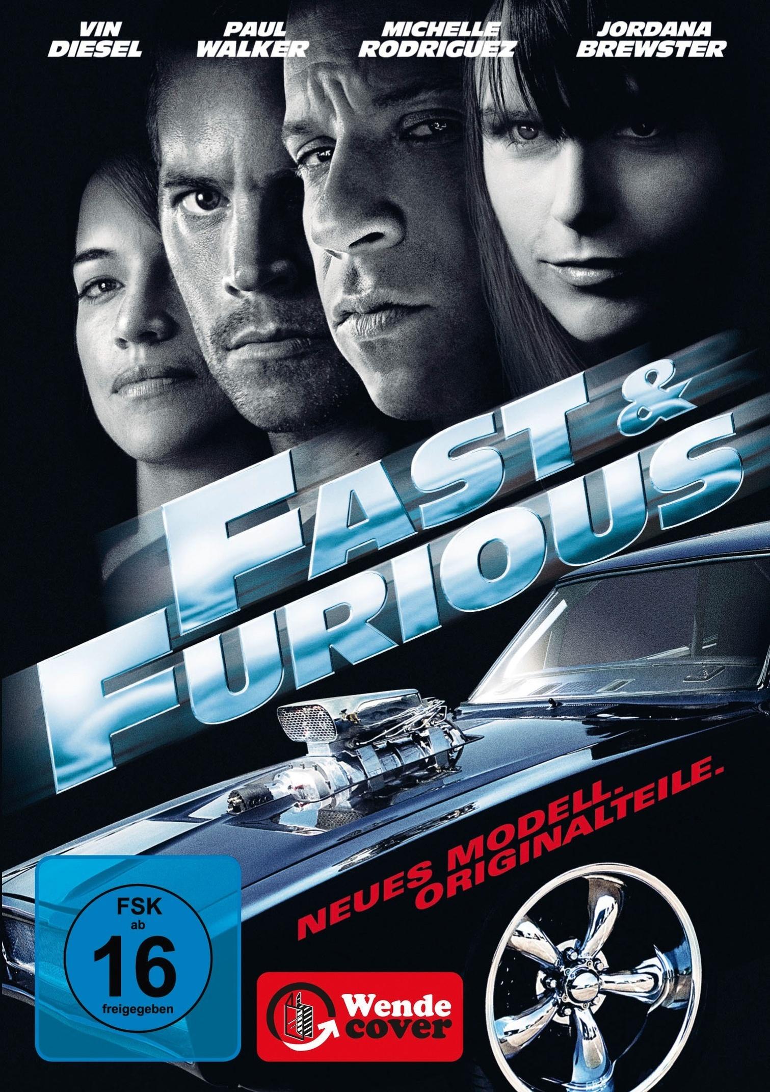 Fast Furious Originalteile
