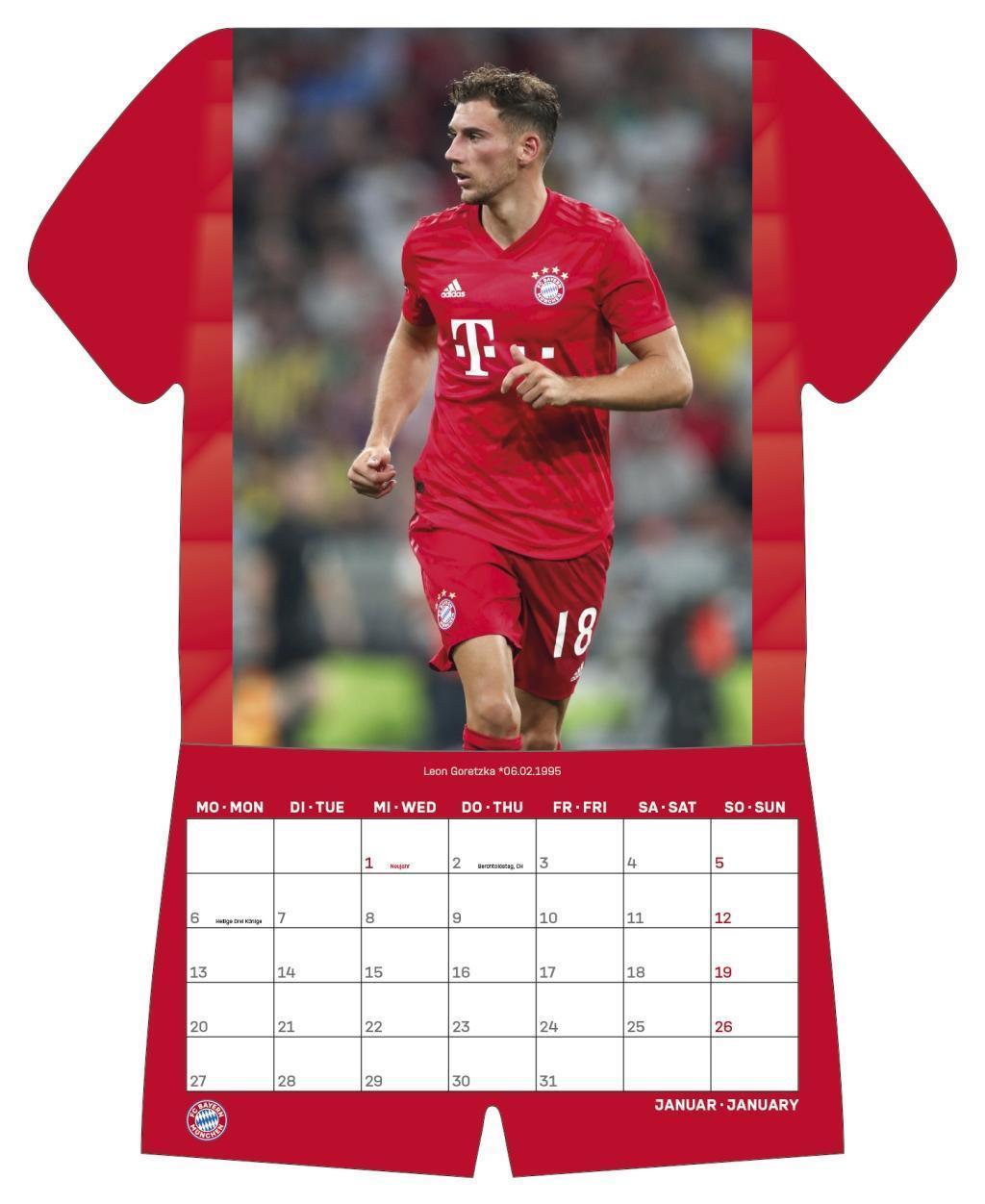 FC Bayern M/ünchen Ohrstecker 2er Set