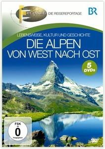 Image of Fernweh - Lebensweise, Kultur und Geschichte: Die Alpen von West nach Ost