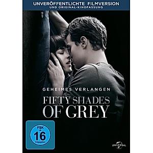 Fifty Shades of Grey DVD jetzt bei Weltbild.de online