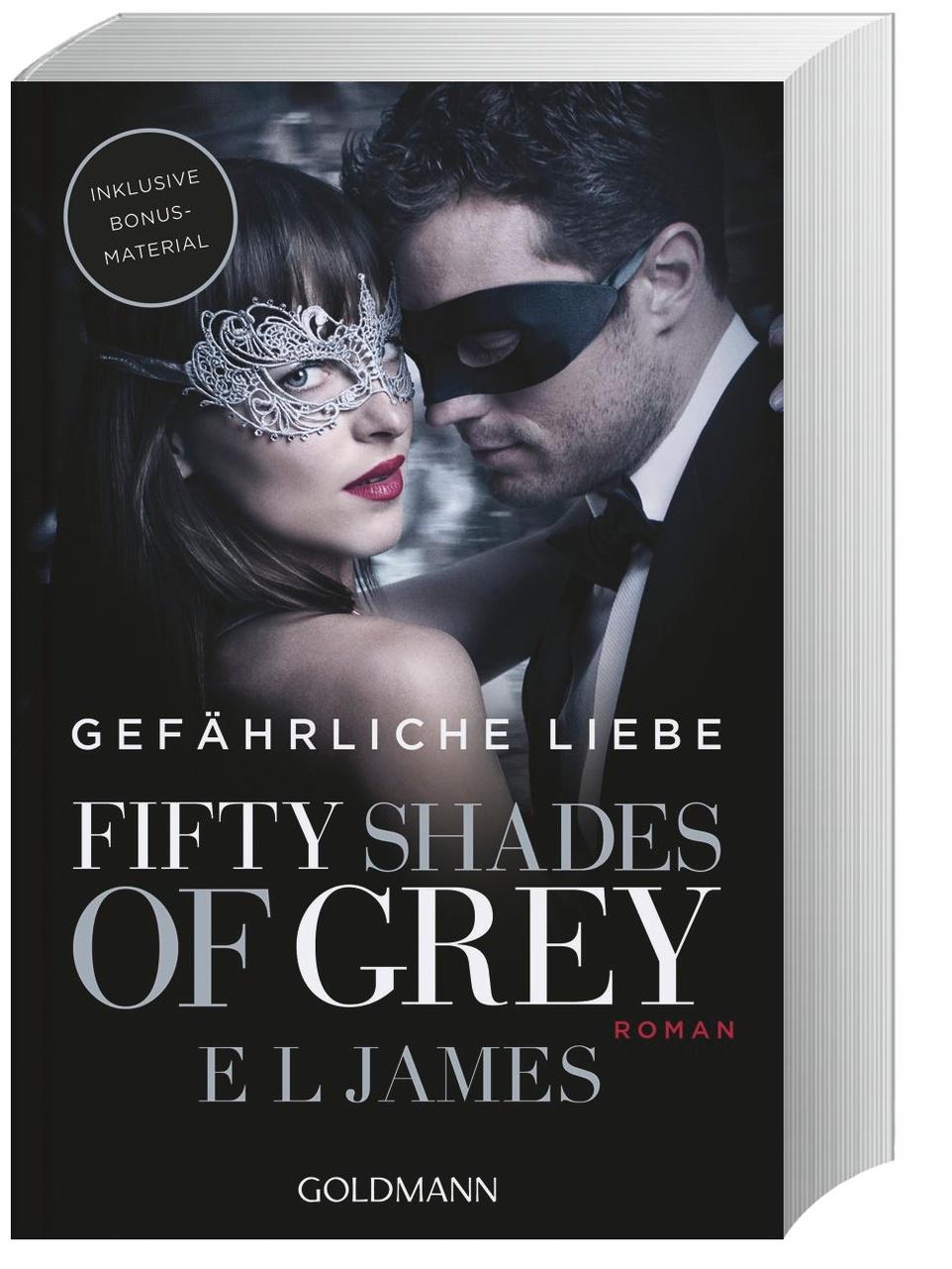 Fifty Shades of Grey - Gefährliche Liebe Shades of Grey