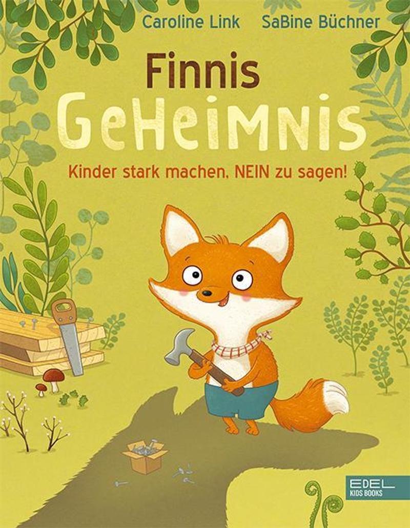 """""""Finnis Geheimnis"""" von Caroline LInk und SaBine Büchner ist im Edel Verlag erschienen (Edel Kids Books)"""